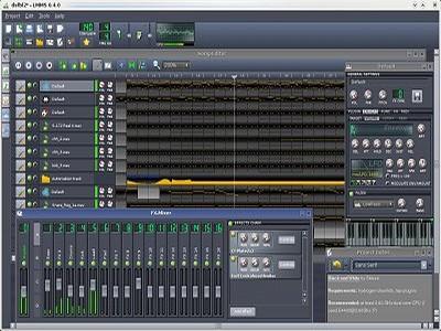 Logiciel gratuit en francais pour creer de la musique sur - Table de mixage logiciel gratuit francais ...